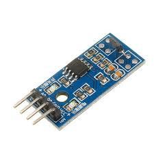 <b>5pcs LM393</b> DC 5V/3.3V <b>Hall</b> Sensing Probe <b>Hall</b> Switch Sensor ...