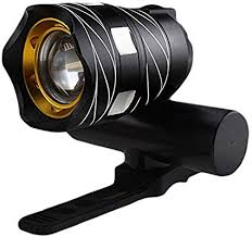 350LM LED <b>USB Charging Bicycle</b> bike HeadLight Head Light ...