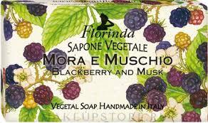 Florinda Blackberry And Musk Natural <b>Soap</b> - <b>Мыло натуральное</b> ...