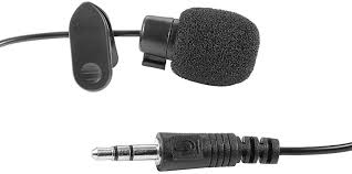 Neewer <b>3.5mm Hands Free</b> Computer Clip on Mini Lapel Microphone