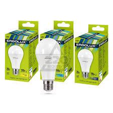 <b>Светодиодные лампы</b> и лампочки <b>ERGOLUX</b> купить по доступной ...