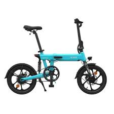 [eu direct] <b>himo z16</b> 10ah 36v 250w moped electric bike <b>folding</b> bike ...