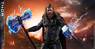 Thor Is Still Worthy in Upcoming New <b>Hot Toys Figure</b>