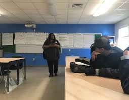 learning and leadership common ground students lead the change hanifa washington storyteller artist and educator from co creating and effective organizations ceio lead a session