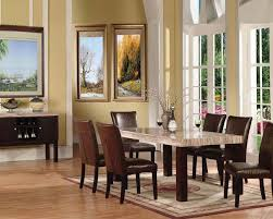style dining room tables awesome sets