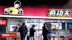 <b>Bruce Lee's</b> daughter sues fast food chain over image use - BBC News