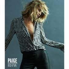 Rosie Huntington - Whiteley <b>Paige</b> - Denim - Рози Хантингтон ...