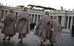 Suore Vaticano