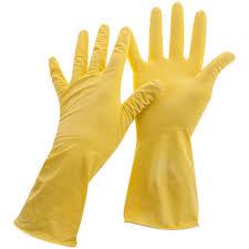 <b>Перчатки</b> резиновые <b>хозяйственные OfficeClean</b> Универсальные ...