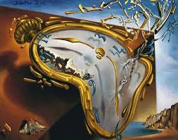 melting watch by salvador dali the melting watch 1954 by salvador dali