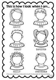 0bd14499635dc60a92d2e1374e9dcd15 emotions activities kindergarten emotions and feelings activities free printable self esteem worksheets fine motor, understand on fear and anxiety worksheets