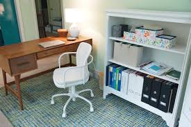 home office organisation makeover another home office makeover green and blue heartworkorgcom bedroom desk unit home