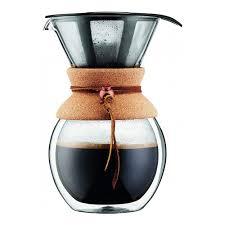 <b>Кофейник</b> кемекс Bodum <b>Pour Over</b> с двойными стенками и ...