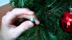 How To Fix Christmas Tree Lights - Free and Easy - YouTube