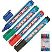 Набор <b>маркеров</b> для флипчартов <b>Edding E</b>-<b>380 4</b> штуки ...
