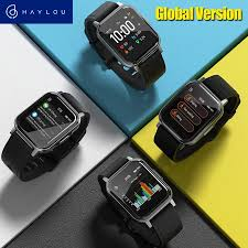 Global Version <b>Haylou</b> LS02 <b>Smart Watch 2</b> 1.4inch LCD Screen 5.0 ...