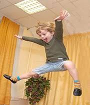 Image result for کودک بیش فعال