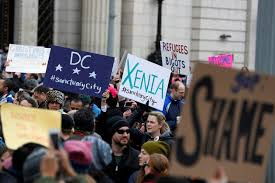 Image result for protest immigration images