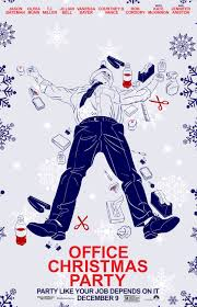 nine exclusive posters from office christmas party craveonline office christmas party poster 8