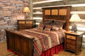 western bedroom decor photo