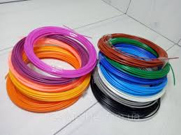 Пластик 12 цветов, для <b>3D</b> ручка, <b>3D</b> Pen-2 <b>Stereo</b>. <b>3д ручка</b>. 3 д ...