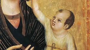 Why babies in <b>medieval</b> paintings look like ugly old <b>men</b> - Vox