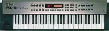 Roland RS 5 - МО