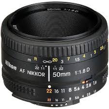 <b>Nikon AF Nikkor 50mm f/1.8D</b> / 500px