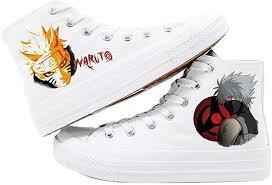 Telacos <b>Naruto</b> Uzumaki <b>Naruto</b> Hatake Kakashi Cosplay <b>Shoes</b>