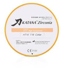 KATANA <b>Zirconia HT</b>