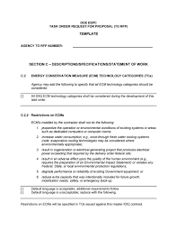 best request for proposal templates examples rpf templates request for proposal template 41