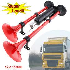 <b>12V 24V</b> 150DB <b>Super</b> Loud Car Air Horn Electrically Controlled ...