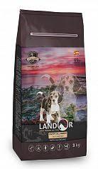 Купить <b>корм Landor</b> для собак | ЗооПассаж