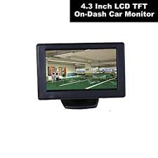 "EKYLIN 4.3"" Car Auto <b>Monitor LCD Screen</b> Dash Mounting Stand <b>12</b> ..."