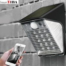 <b>SmartYIBA</b> Outdoor Security Camera <b>Solar</b> WIFI Wireless IP Camera ...