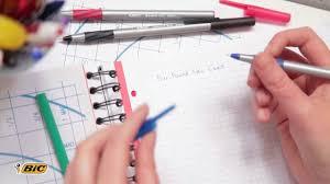 Канцтовары для офиса - <b>Ручка шариковая BIC Round</b> Stic Exact ...
