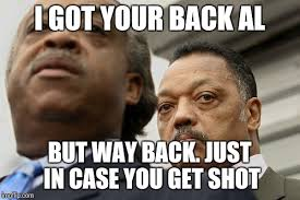 Al Sharpton and Jesse Jackson are not amused Meme Generator - Imgflip via Relatably.com