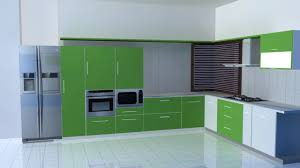 modular kitchen colors: kitchenchic lime green combo with pink for kitchen color decor idea amusing lime green