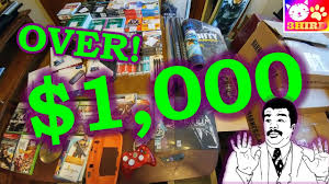 best haul ever over dumpster diving finds episode  over 1 000 dumpster diving finds episode 52