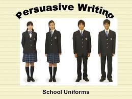 square graphic organizer lesson school uniforms school uniforms persuasive writing