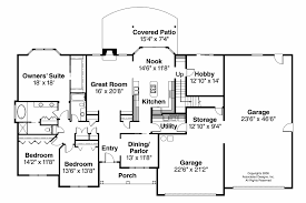 Classic House Plans   Wellesley     Associated DesignsClassic House Plan   Wellesley     st Floor Plan
