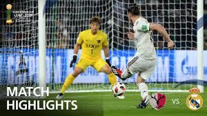 Kashima Antlers v <b>Real Madrid</b> | FIFA Club World Cup UAE <b>2018</b> ...