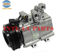 <b>New Auto AC Compressor</b> With Clutch F500LM3AA01 0217CH For ...