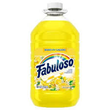 Fabuloso 169 oz. <b>Lemon Multi</b>-<b>Purpose Cleaner</b>-MX06813A - The ...