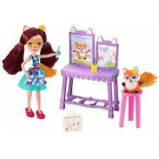 Купить <b>Игровые</b> наборы и <b>фигурки</b> для детей <b>Mattel</b> Enchantimals ...