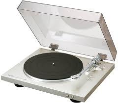 <b>Проигрыватель виниловых</b> дисков <b>Denon</b> DP-300F, Silver ...