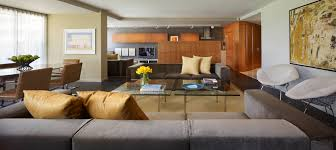 open concept living space inspiration for a timeless family room remodel in detroit with beige walls amazing modern living room