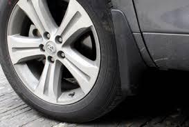 Dodge Journey (08–/11–) <b>Брызговики OEM</b>, (<b>комплект</b> передние+ ...