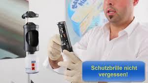 <b>Linx</b> 8900: Druckkopf reinigen - YouTube