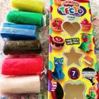 <b>Тесто для лепки Danko</b> Toys Master Do 7 цветов | Отзывы ...